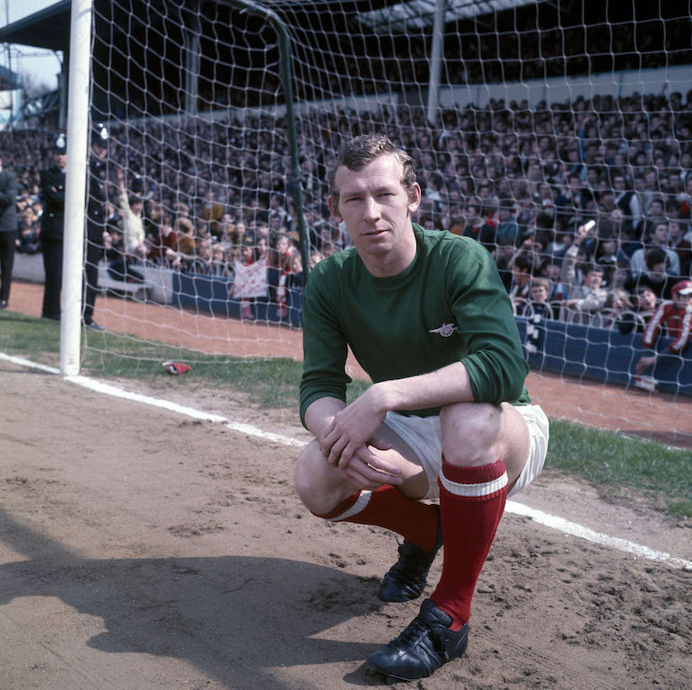 Rewind - Bob Wilson recalls night Arsenal won Fairs Cup and reflects on his career