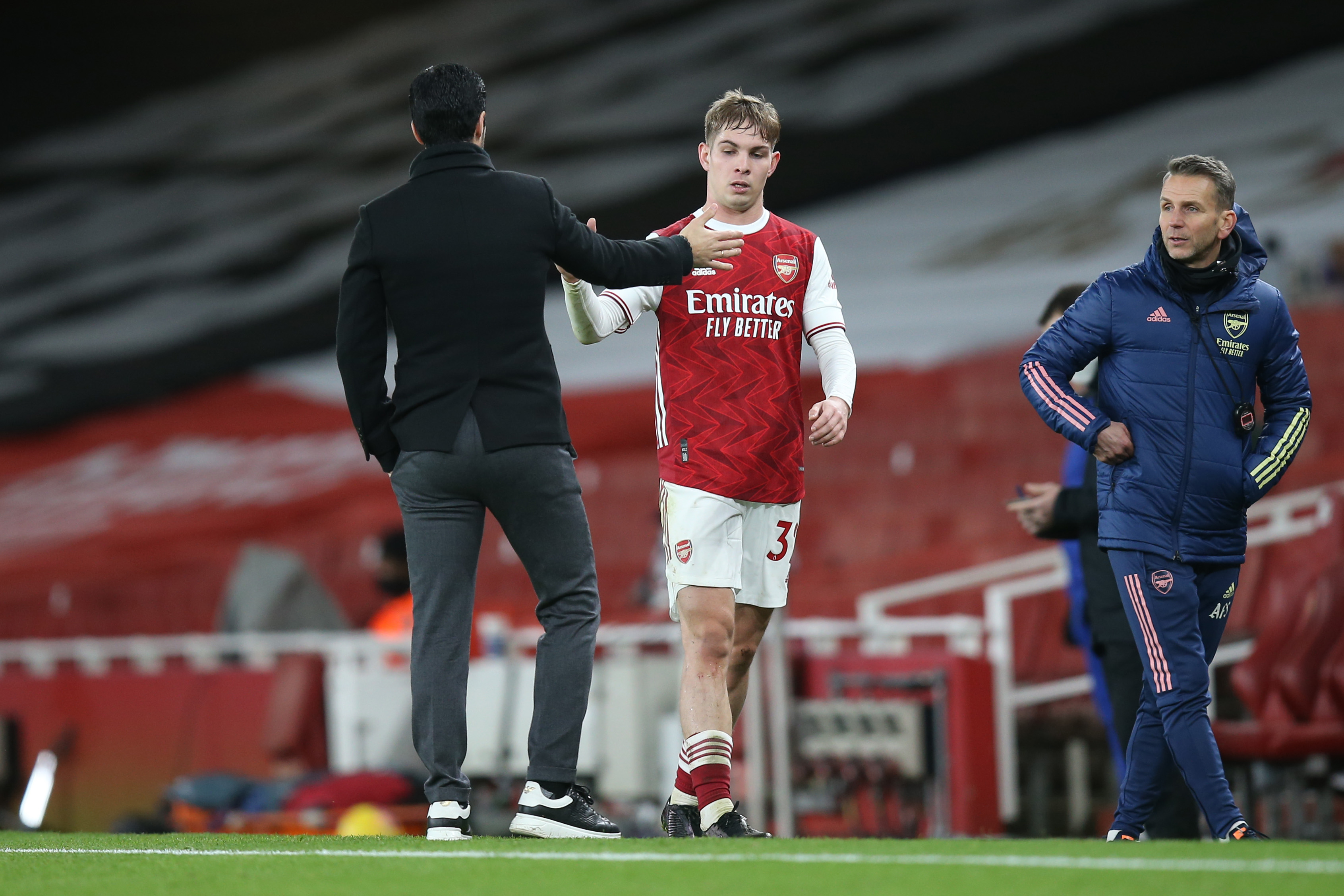 Emile Smith Rowe The Missing Piece Of Arteta S Arsenal Puzzle