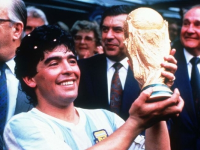 'I want to play for Arsenal': When Diego Maradona almost moved to Highbury