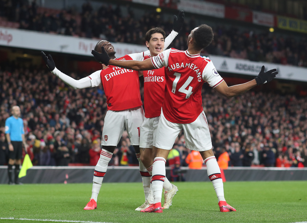 Tiring Arsenal Struggle Over The Line