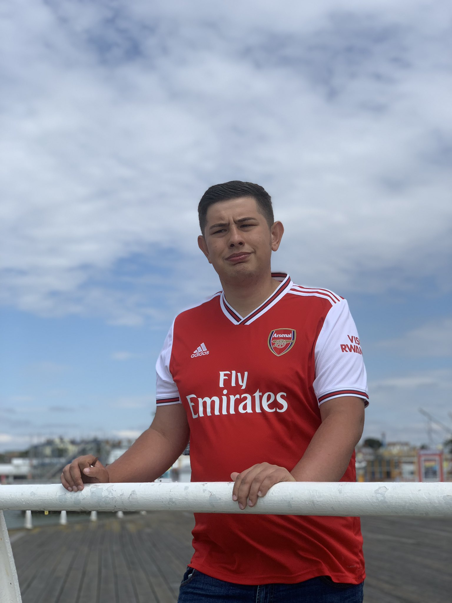 Jake Coare announced as Arsenal's silver members representative: I'm here to help our diverse and passionate fanbase