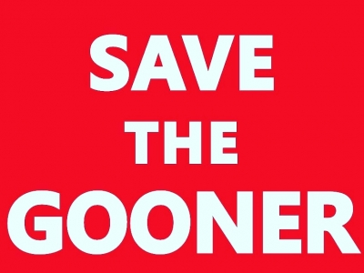 Arsenal supporters: Save The Gooner Fanzine For A Generation - Sign Up To Our Annual Direct Debit