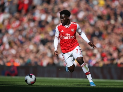 Arsenal's talented Fol Balogun: I want to emulate Bukayo Saka and Emile Smith Rowe