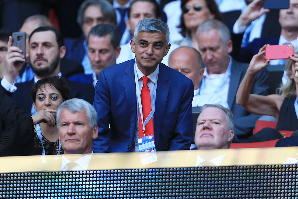 PROJECT RESTART NEWS: Mayor Sadiq Khan fears Arsenal's north London derby trip to Spurs may spread Covid-19 when Premier League resumes
