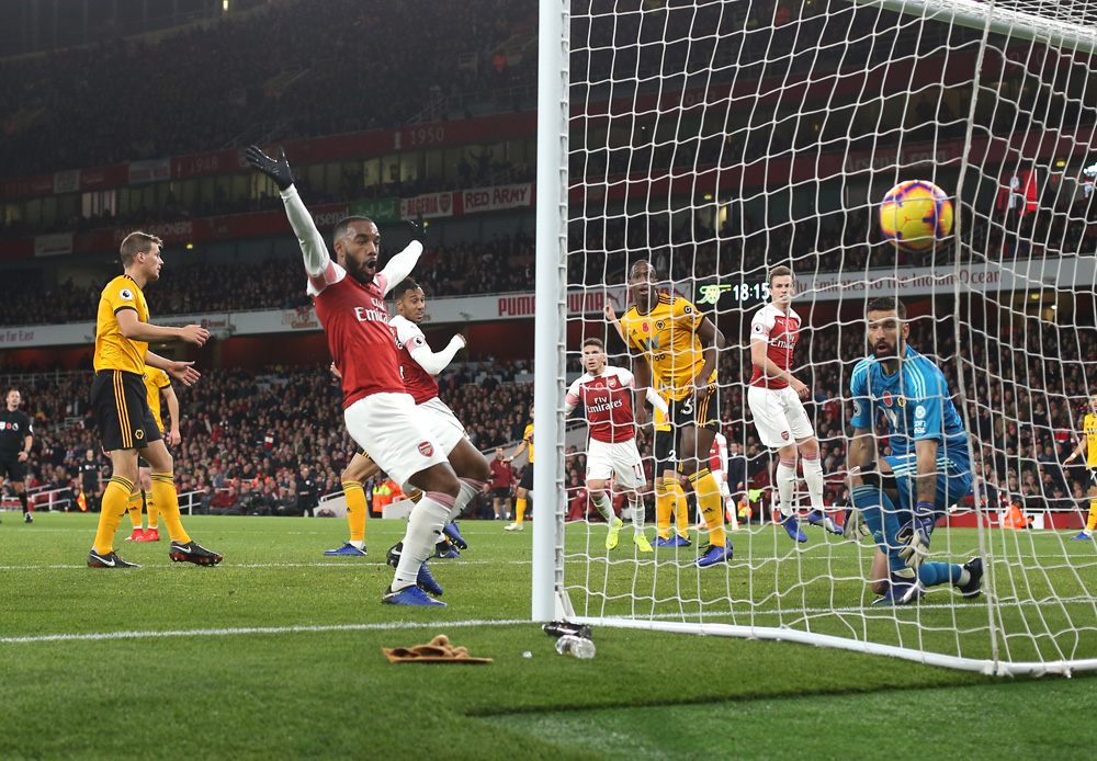 Arsenal Stutter Into International Break