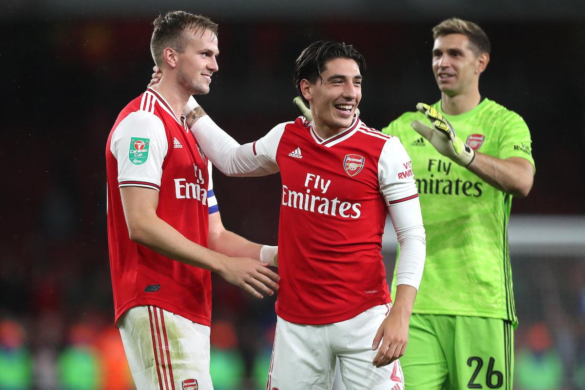 A Night Of Positives At The Emirates