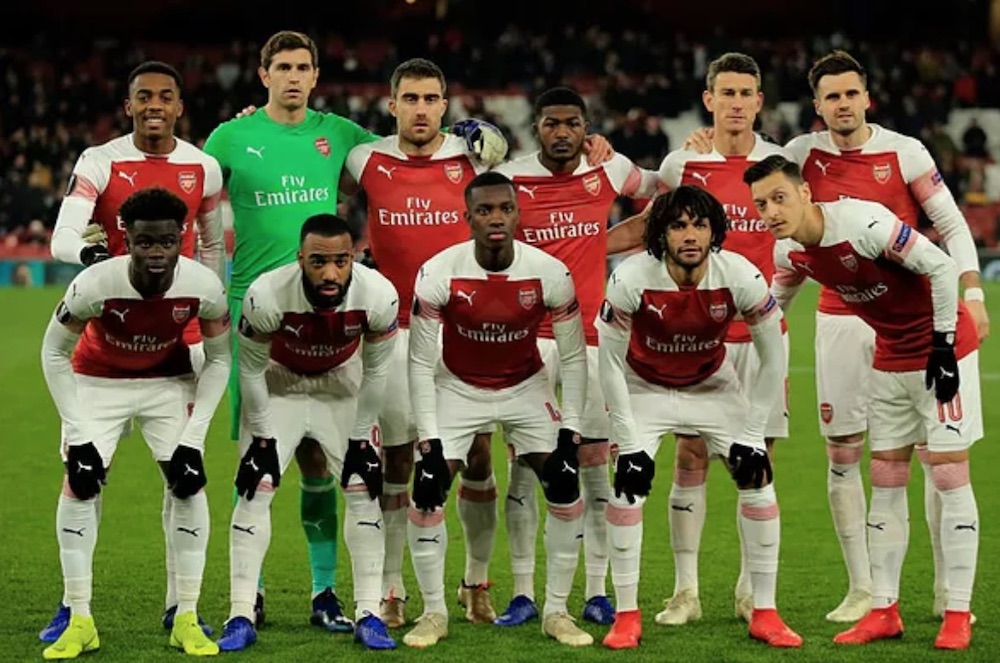 Youngsters Impress In Front Of Half-Empty Emirates