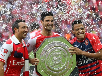 Santi Cazorla: I love Arsenal - I always knew Mikel would be a great coach