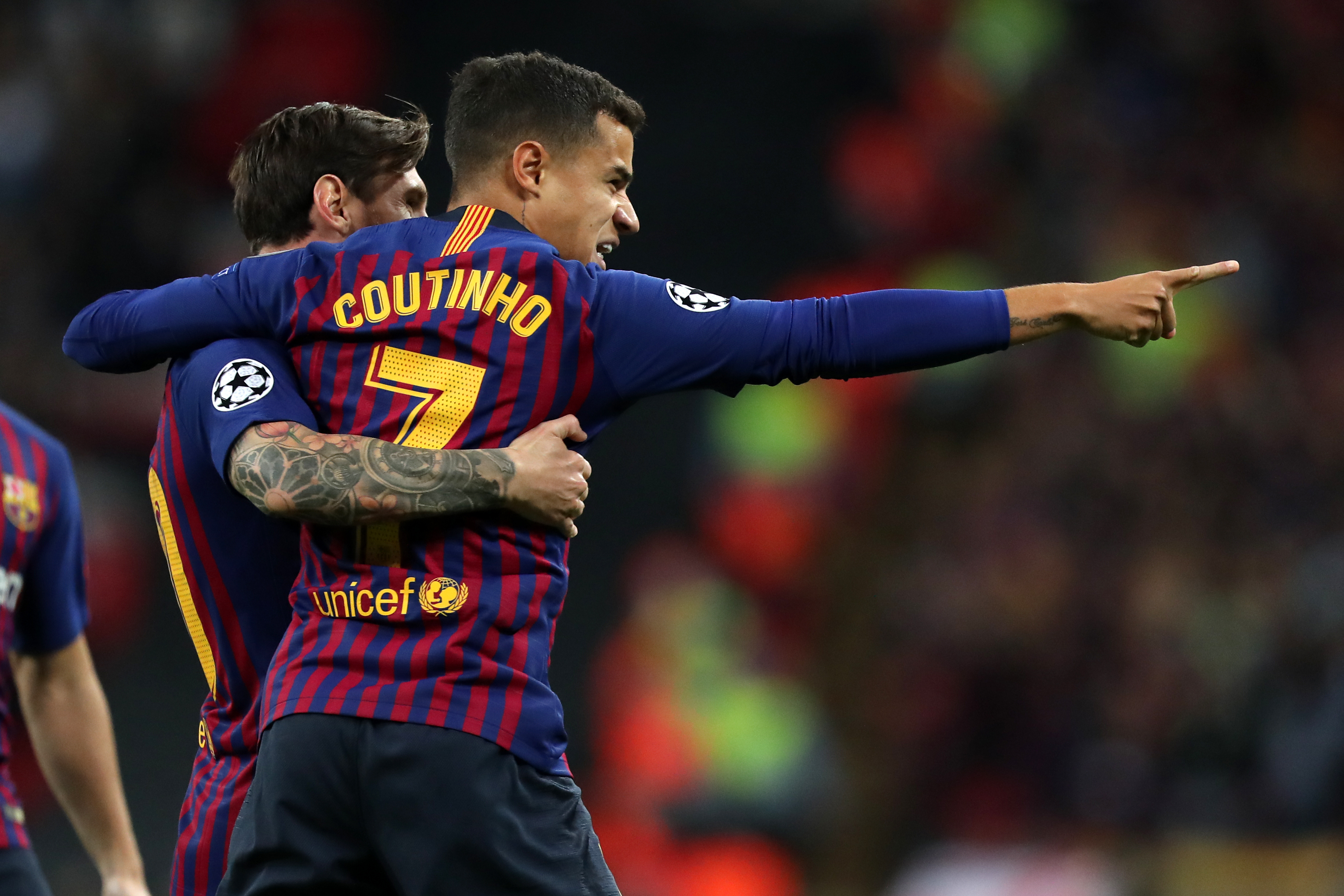 How Coutinho's arrival at Arsenal could affect Pepe, Lacazette and Xhaka