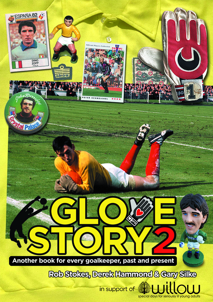 Glove Story 2: The perfect Christmas gift for Gooners with a foreword from Arsenal legend Bob Wilson