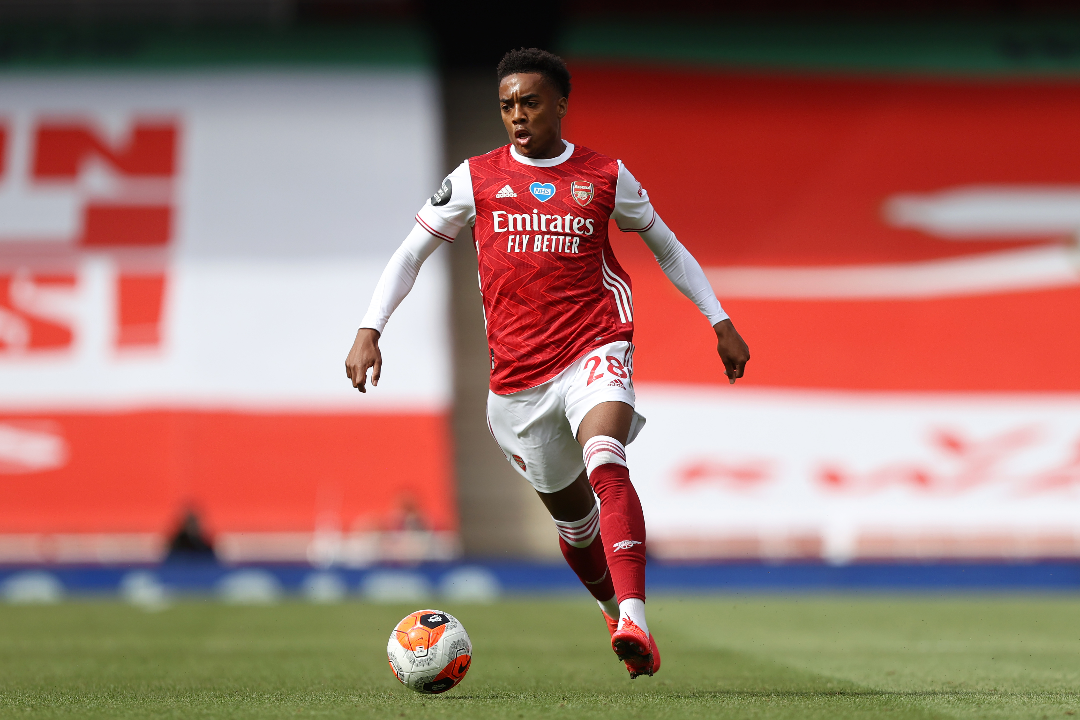Arsenal youngster Willock joins Newcastle on loan