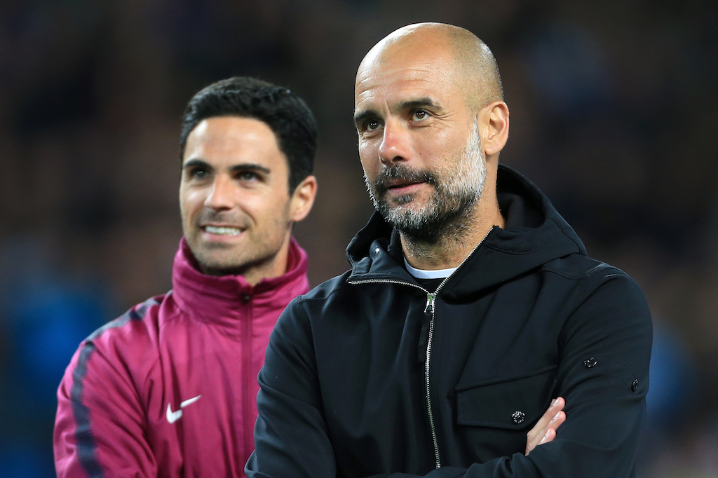 Arsenal 1-4 Manchester City: Not good enough from Mikel Arteta's Gunners as they crash out of Carabao Cup