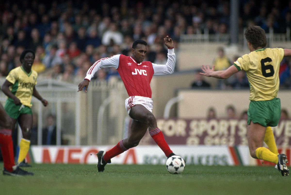David 'Rocky' Rocastle – Never Forgotten