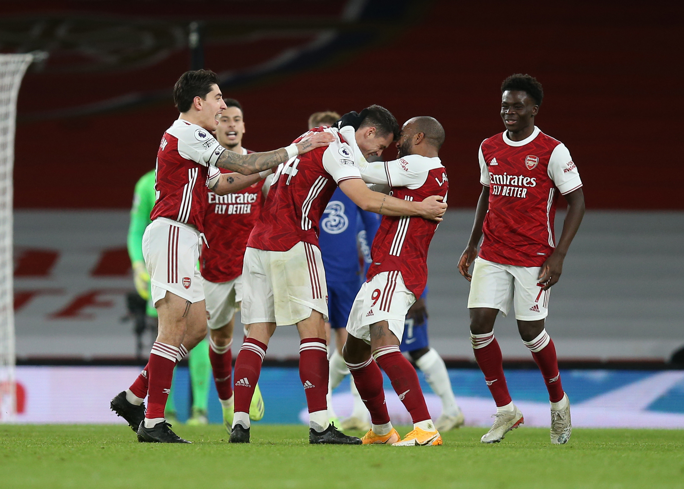 Arsenal: Reasons to be cheerful after Mikel Arteta's Gunners show quality