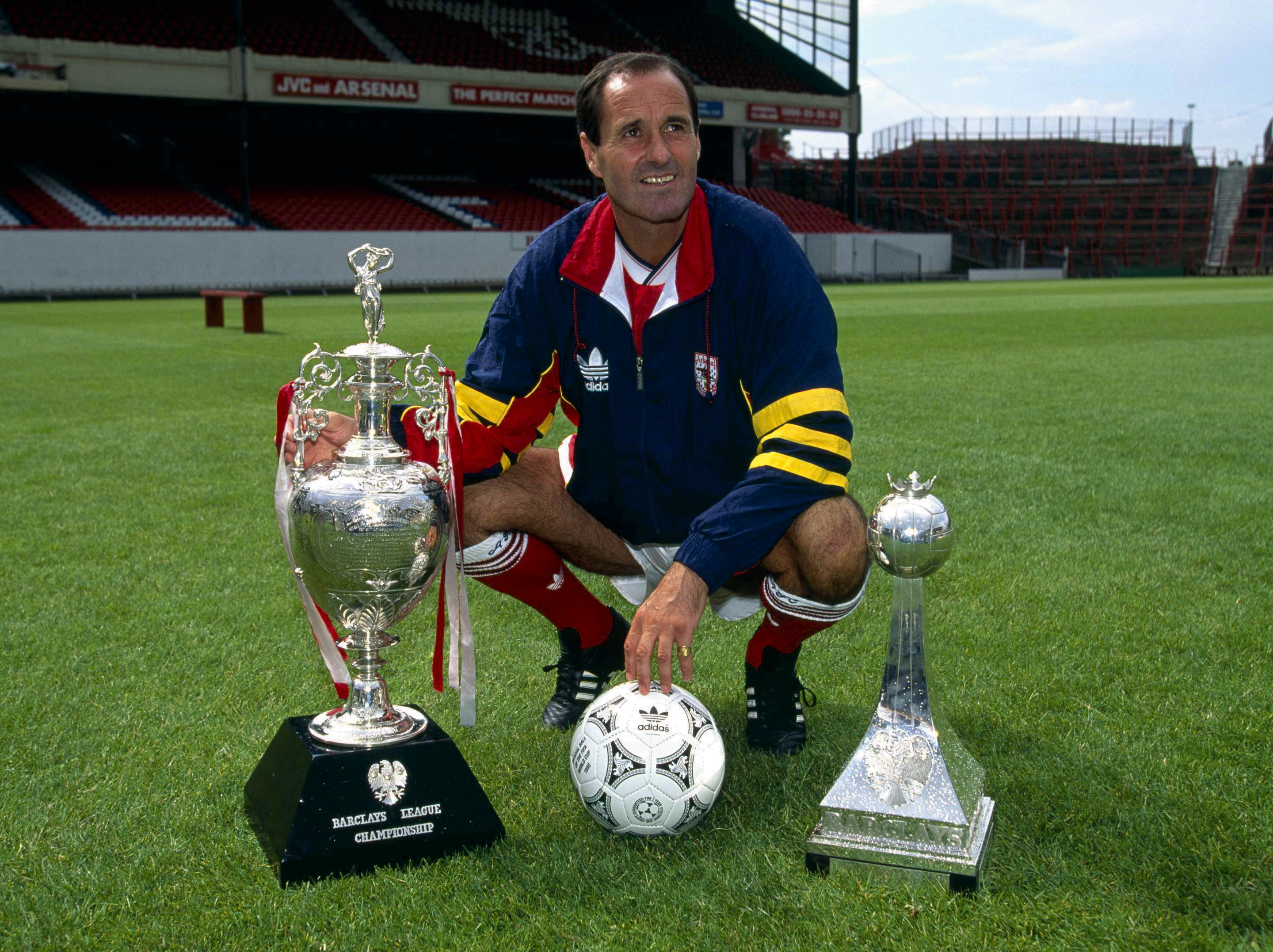 Arsenal: Why Mikel Arteta needs to follow George Graham's example and turn to youth to revive Gunners fortunes