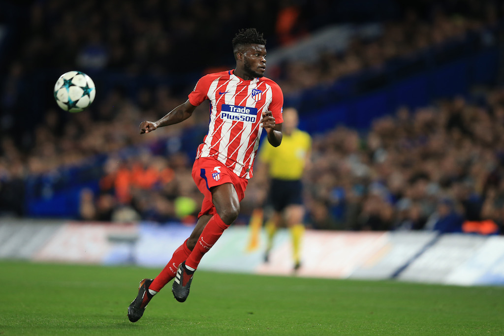 Find out where new Arsenal signing Thomas Partey and all Mikel Arteta's internationals are playing this week