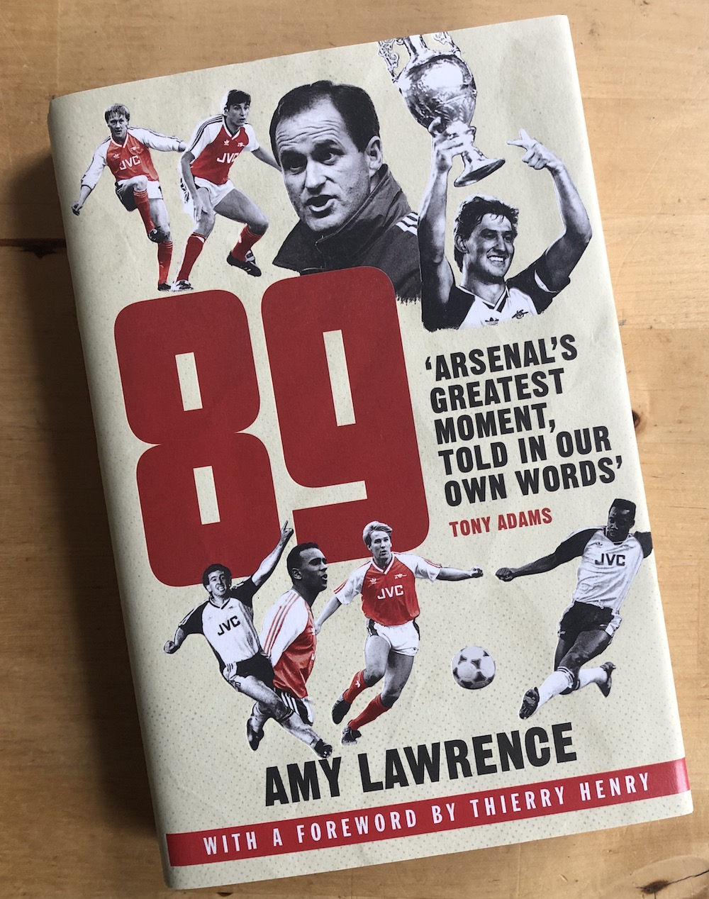 That Game At Anfield – The Book