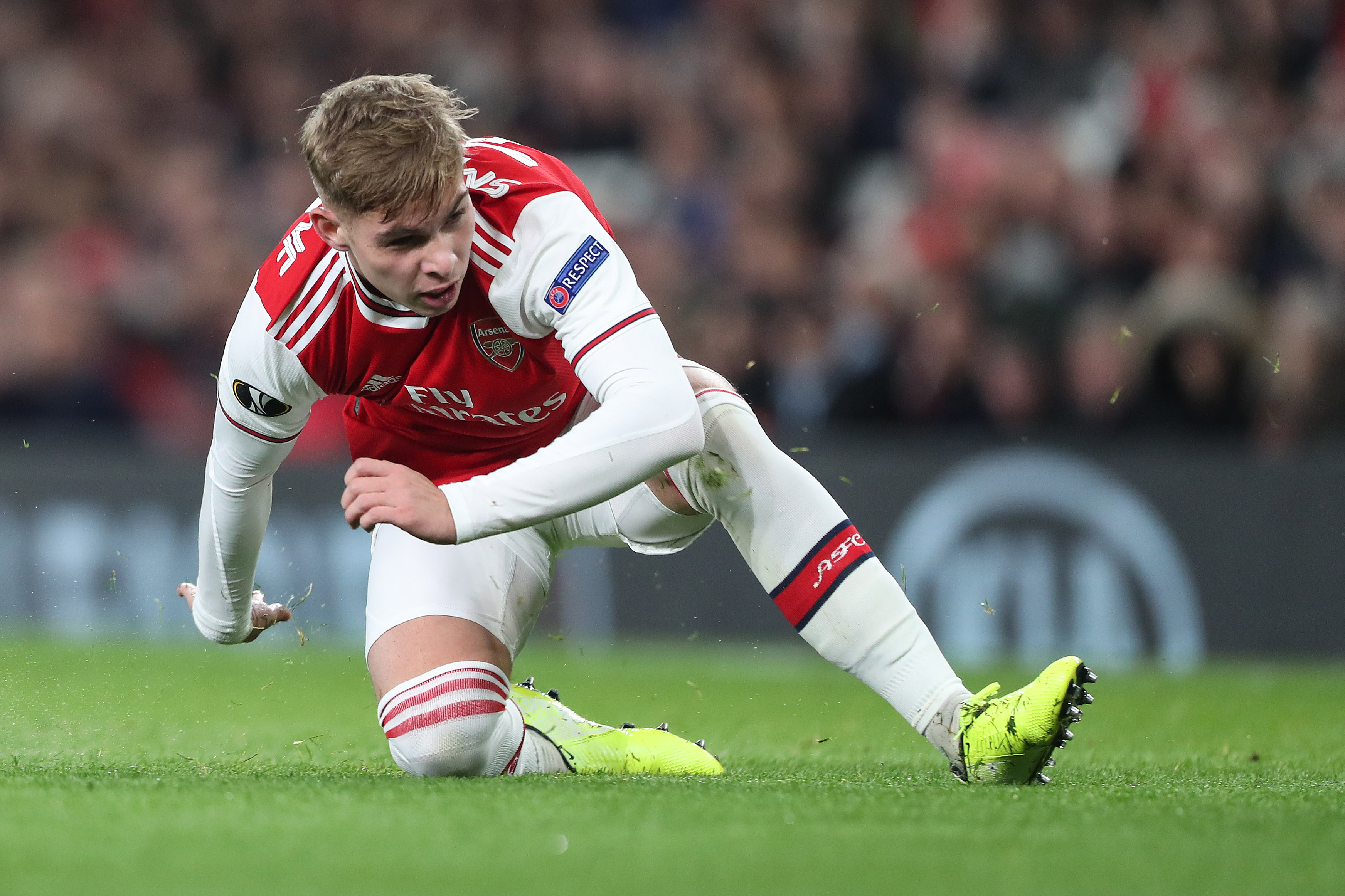 The time is now for Emile Smith Rowe to shine with Arsenal