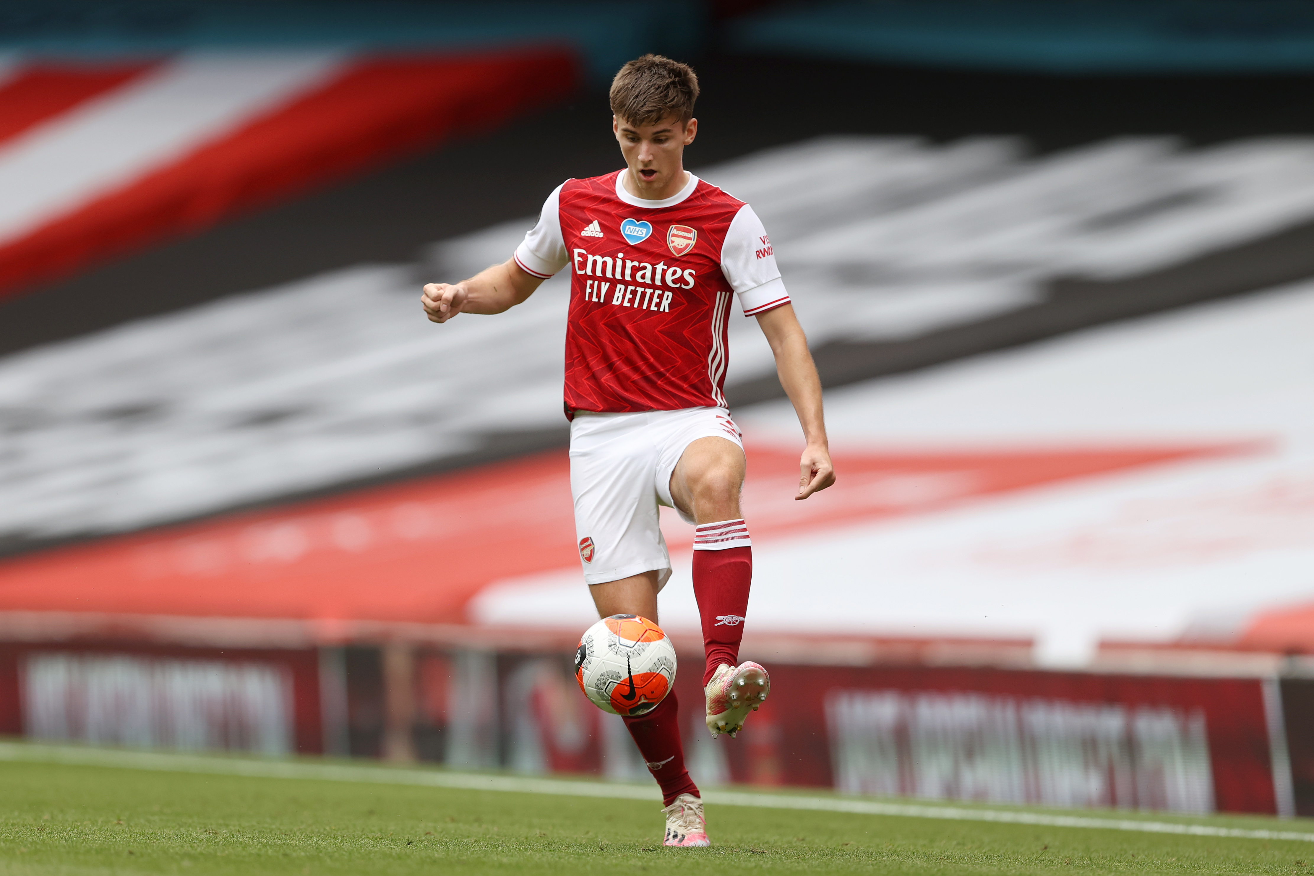 Arsenal star Tierney to self-isolate due to COVID case in Scotland squad